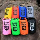 Swimming Storage Pack Compression Bags Waterproof Dry Bag Water Resistant Sack