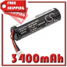 BATTERY GRYPHON 128000894 FOR GM4100, RBP-GM40