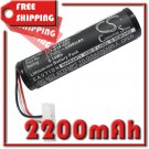 BATTERY HONEYWELL 317-018-002 FOR IN51L3-D, SF51
