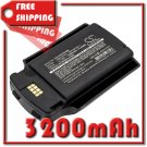 BATTERY HONEYWELL 7600-BTEC, 7600-BTXC, 7600-BTXC-1 FOR Dolphin 7600, Dolphin 7600 II