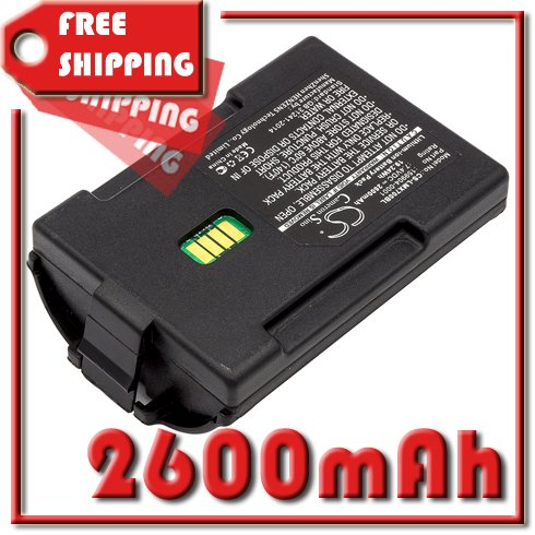 BATTERY LXE 159904-0001, 163467-0001 FOR MX7
