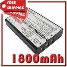 BATTERY WASP 633808920326 FOR WDT3200, WDT3250, WPA1200