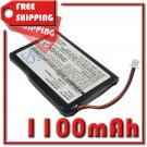 BATTERY BLAUPUNKT DSNA001 FOR Navi GPS, TravelPilot Lucca 3.3