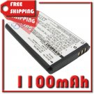 BATTERY GARMIN 010-10840-00, 361-00030-00, 361-00031-00, IA4V310A2 FOR GPS Mobile 10x, GPS10