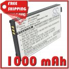BATTERY BT BYD006649 FOR BM1000, Video Baby Monitor 1000