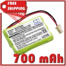 BATTERY BT FOR Video Baby Monitor 630