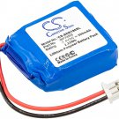 BATTERY DOGTRA BP74RS FOR 1900S Receiver, 1902S Receiver