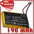 BATTERY SPORTDOG SAC54-13734 FOR SD-425 transmitters