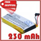 BATTERY LOGITECH 1311, 533-000069, AHB521630PJT-01 FOR N-R0044, Ultrathin Touch Mouse T630