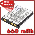 BATTERY SONY 4-268-590-02, SP60, SP60BPRA9C FOR Bluetooth Laser Mouse, VGP-BMS77
