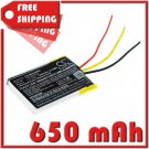 BATTERY MARSHALL VDL603040 FOR Major II Bluetooth, Major III Bluetooth, MID