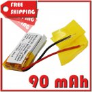 BATTERY SAMSUNG 481220, AHB601218, B481220, HS-2, LIS1611HNPC FOR WEP-200, WEP-210, WE-P301