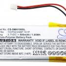 BATTERY SENA 1ICP52/248P 1S1P FOR SMH-10, SMH-10 Lifespan