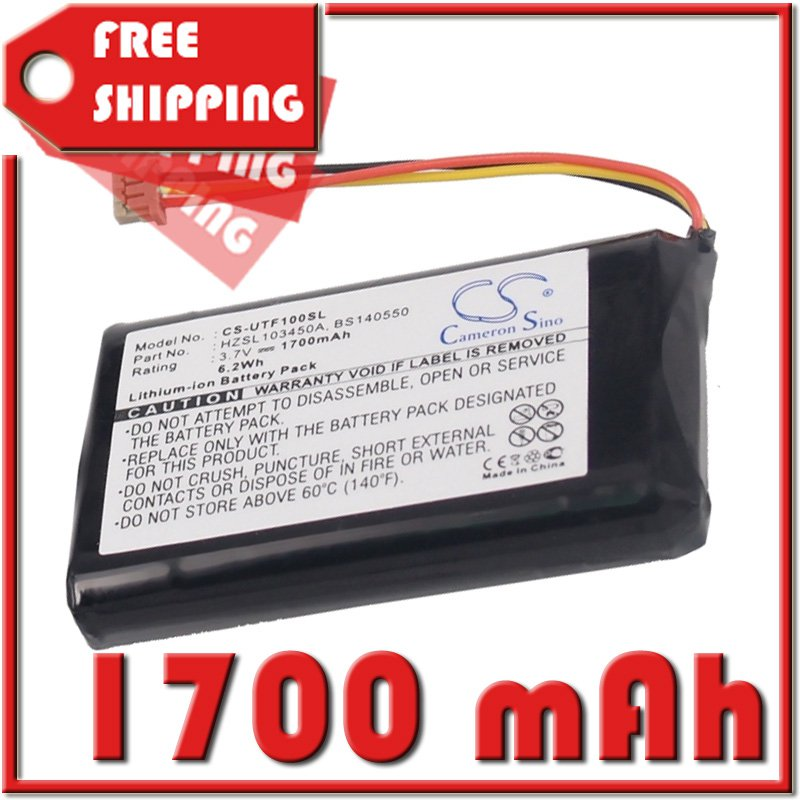 BATTERY UTSTARCOM BS140550, HZSL103450A FOR F1000, F1000 WiFi