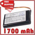 BATTERY UTSTARCOM BS140550, HZSL103450A FOR F1000, F1000 WiFi