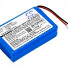 BATTERY CTMS 1ICP62/34/48 1S1P FOR Eurodetector