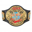ECW World Heavyweight Championship Replica Title Belt with Free Carrying Bag
