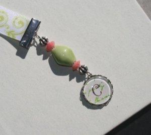 Initial C Bookmark
