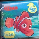 FINDING NEMO Baby Bath Time Bubble Book Vinyl