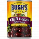 Bush's Best Kidney Beans Mild Chili Sauce 16 Oz (3 Pack)