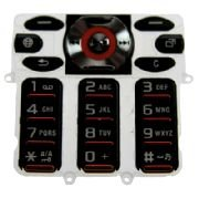 SONY ERICSSON W880I REPLACEMENT KEYPAD