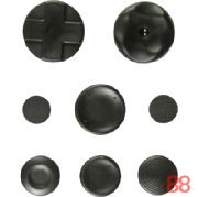 SONY PSP REPLACEMENT RUBBER BUTTONS