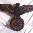 RELIC PARTEIADLER PROTOTYPE HITLER NSDAP NAZI PARTY BIG GERMAN NAZI WALL EAGLE WOOD MARKED