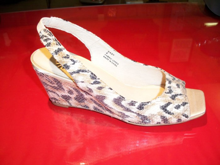 Easy Cheetah from Yellow Box - Size 9