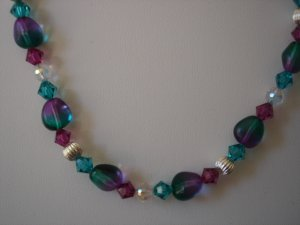 Genuine Swarovski Crystal Necklace