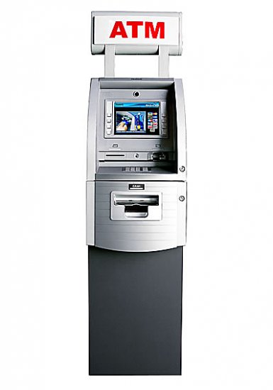 Tranax Mini-Bank 4000
