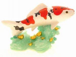 Auspicious Carp Fish For Good Fortune