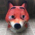 Fox Mask - Halloween Latex Animal Head Mask
