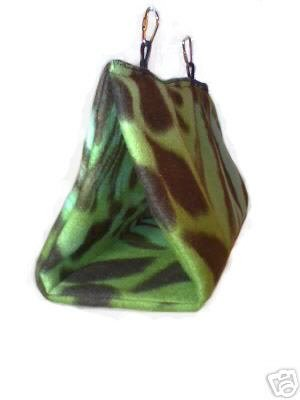 "Snuggly Sleeper ""Green Jungle"" SMALL"