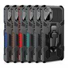Shockproof Armour Hard Mobile Phone Case For iPhone
