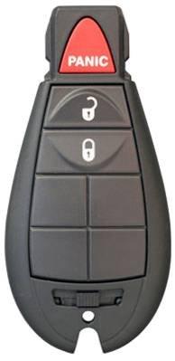 Chrysler Town & Country 3 button FOBIK