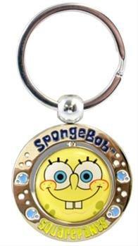 Sponge bob spinner  key ring (KF 980)