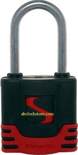 Strattec codeable padlock Chrysler 8 cut key (7013129)