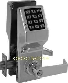 Alarm lock T2 DL2700 electronic push button lock (AL-DL2700-26)