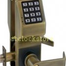 Alarm lock T2 DL 2700 Best / Falcon IC core key override (AL-DL2700B-US5)