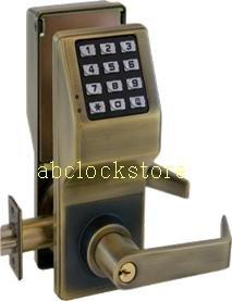 Alarm lock T2 DL 2700 Best / Falcon IC core key override (AL-DL2700B-US5)