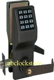 Alarm lock T2 DL2800 10B finish (AL-DL2800-10B)