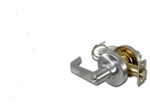 MARKS Grade 1 electric lever lock set MAR-195F-26D-EL