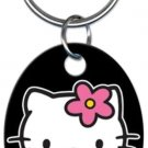 Hello kitty black key chain KC-SR2