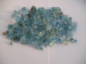 Blue Aquamarine 600 grams