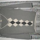 Grey Dockers Sweater