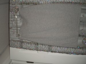 Grey High wasted Skirt