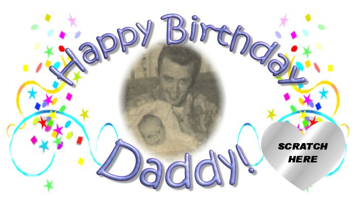 24 PHOTO Birthday Favors Card Scratch Off Tickets! PERSONALIZED