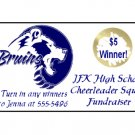 200 FUNDRAISER Scratchoff Game Tickets Schools, Organizations, Churches and More!