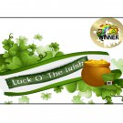 12 St. Patrick's Day Favors Scratch Off Game Tickets