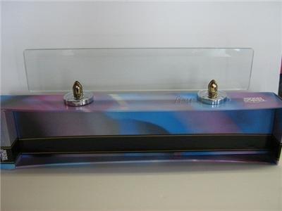 BGWSTORE Design House Bathroom Household Solid Brass Glass Shelf #535278